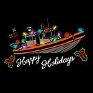 Coast Guard Lighted Boat Parade 33 SPC-LE by AlwaysReadyCltv