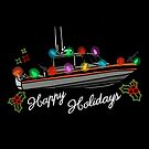 Coast Guard Lighted Boat Parade 29 RB-S II by AlwaysReadyCltv