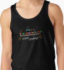 Coast Guard Lighted Boat Parade 29 RB-S II Tank Top