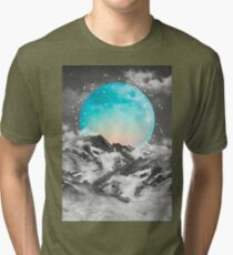 It Seemed To Chase the Darkness Away Tri-blend T-Shirt