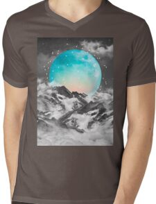 It Seemed To Chase the Darkness Away Mens V-Neck T-Shirt