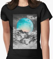 It Seemed To Chase the Darkness Away Womens Fitted T-Shirt
