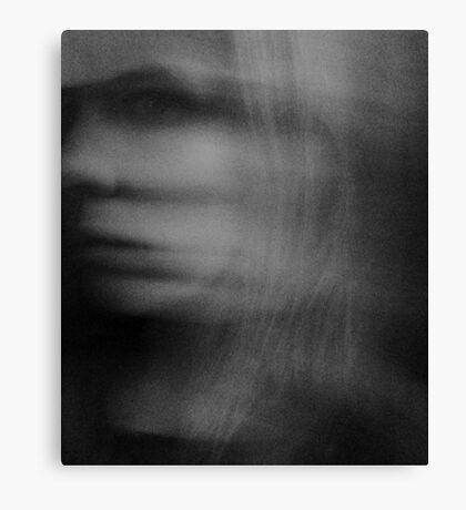 Am I A Ghost? Canvas Print