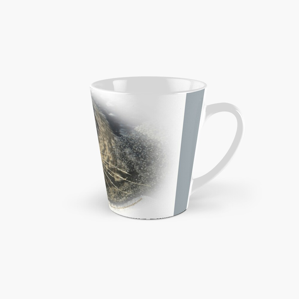 Winking Harbor Seal Mug