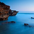 Blue heaven by Chris Dowd