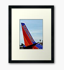 Southwest Framed Print