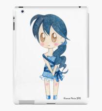 Ribbon Girl iPad Case/Skin