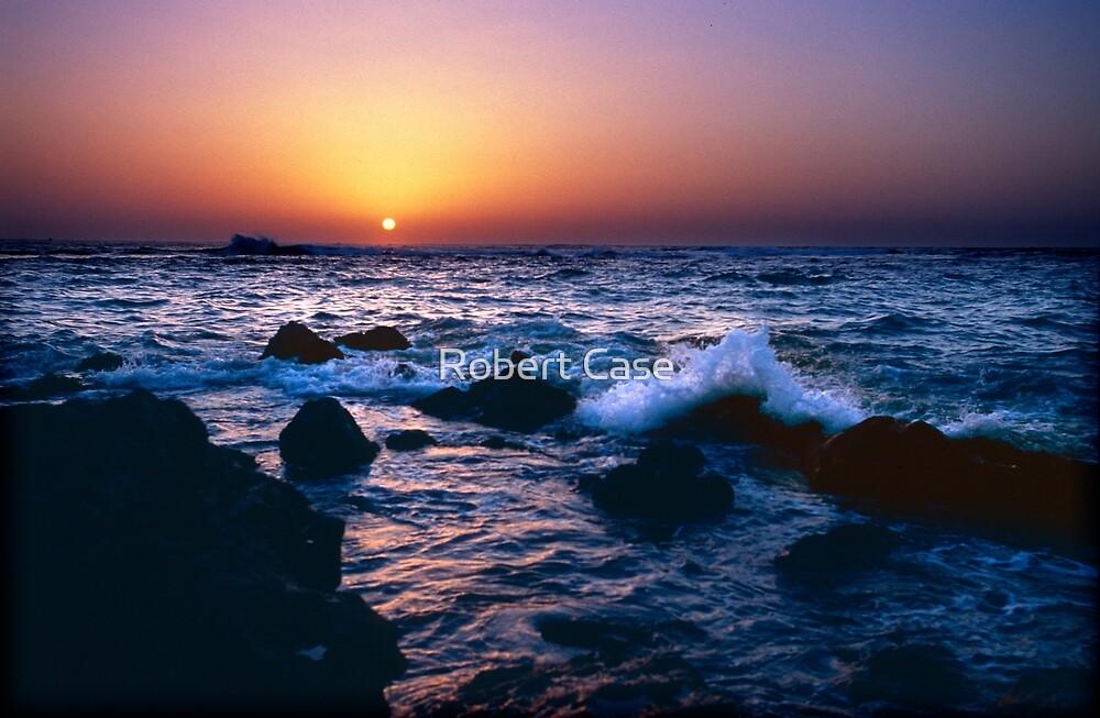 Dakar Sunset by Robert Case