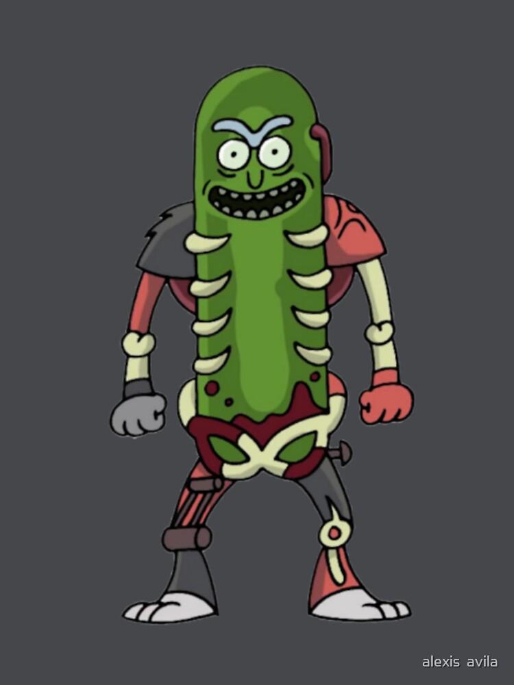 Pickle rick by alexisAvila500