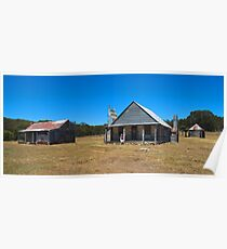 Abandoned  - Coolamine Homestead Poster