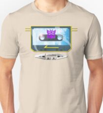 I always wanted to be Soundwave... Unisex T-Shirt