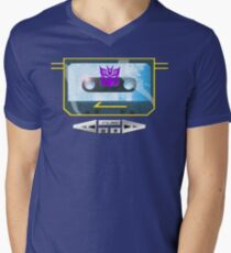 I always wanted to be Soundwave... Men's V-Neck T-Shirt