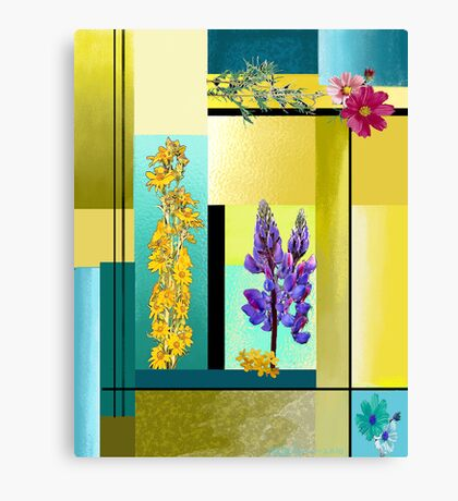 """Spring Flowers"" Canvas Print"