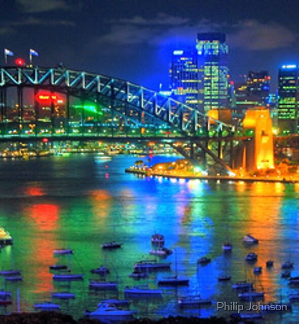Sydney Fantasia - The HDR Experience by Philip Johnson