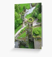 View from Blarney Castle Greeting Card