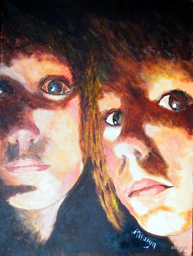A Scarey Night by allwyn