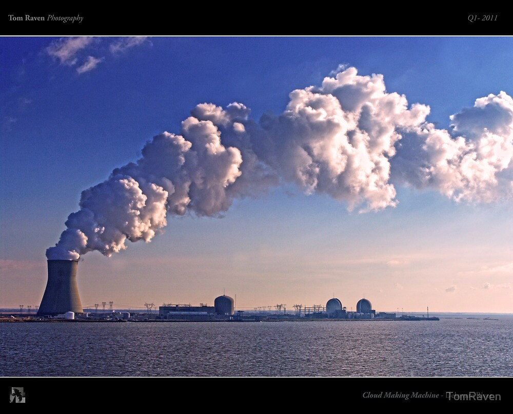 Cloud Making Machine by TomRaven