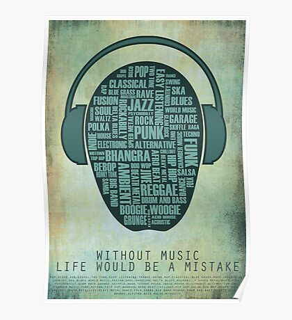 I love music redux Poster