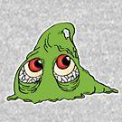 Slime Monster by jadeboylan