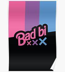 Bad Bi Poster