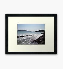 Kenmare bay, County Kerry, Eire Framed Print