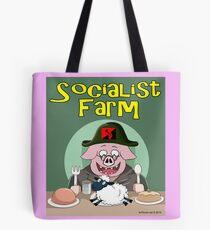 Socialist Farm Tote Bag
