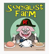 Socialist Farm Photographic Print