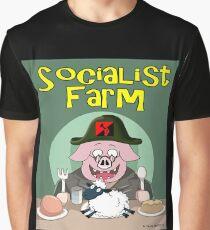 Socialist Farm Graphic T-Shirt