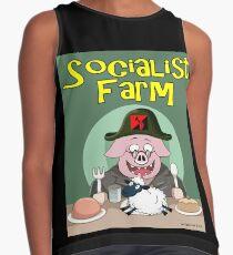 Socialist Farm Sleeveless Top