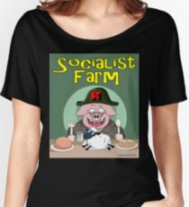 Socialist Farm Relaxed Fit T-Shirt