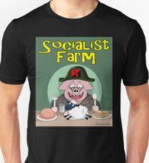 Socialist Farm Slim Fit T-Shirt