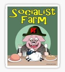 Socialist Farm Sticker