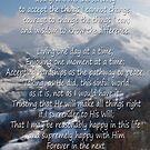 Serenity Prayer by Dulcina