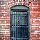 Window With Bars by Christopher Herrfurth