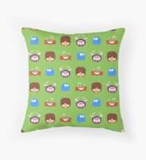 Fosters Home for Imaginary Friends - pixel pattern Floor Pillow