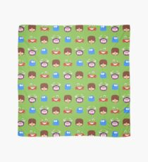 Fosters Home for Imaginary Friends - pixel pattern Scarf