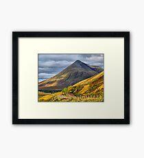 The West Highland Way Framed Print