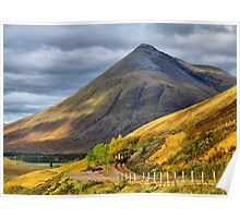 The West Highland Way Poster