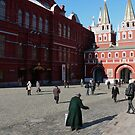 Moscow sunny day by bertipictures