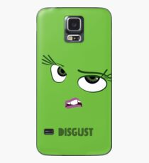 Inside Out of Disgust Case/Skin for Samsung Galaxy