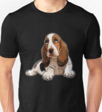 Camiseta unisex Basset Hound