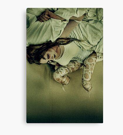 Exotica Toxic Canvas Print