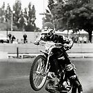Speedway - Flying start by Richard Flint
