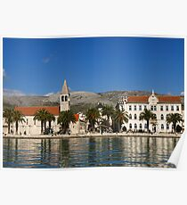 Trogir  Waterfront Poster