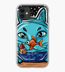 Gumball and Darwin iPhone Case