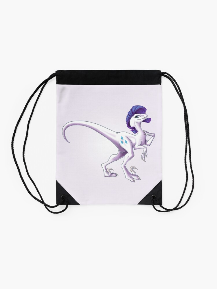 Alternate view of Raptor Rarity Drawstring Bag