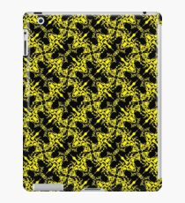 Abstract Fly pattern iPad Case/Skin