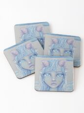 Mermaid of the Deep Coasters