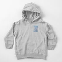Mermaid of the Deep Toddler Pullover Hoodie