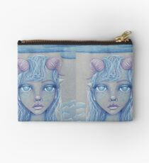 Mermaid of the Deep Zipper Pouch